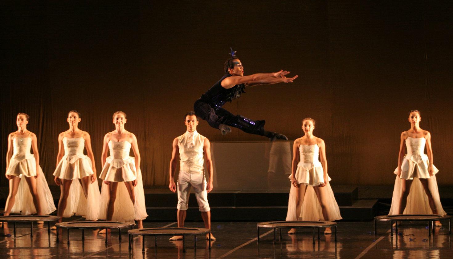 La bella durmiente. Ballet de Teatres de la Generalitat Valenciana (Teatro Albéniz, 2007)
