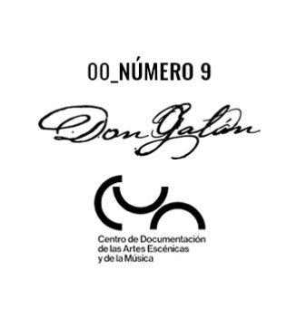 Don Galán número 9
