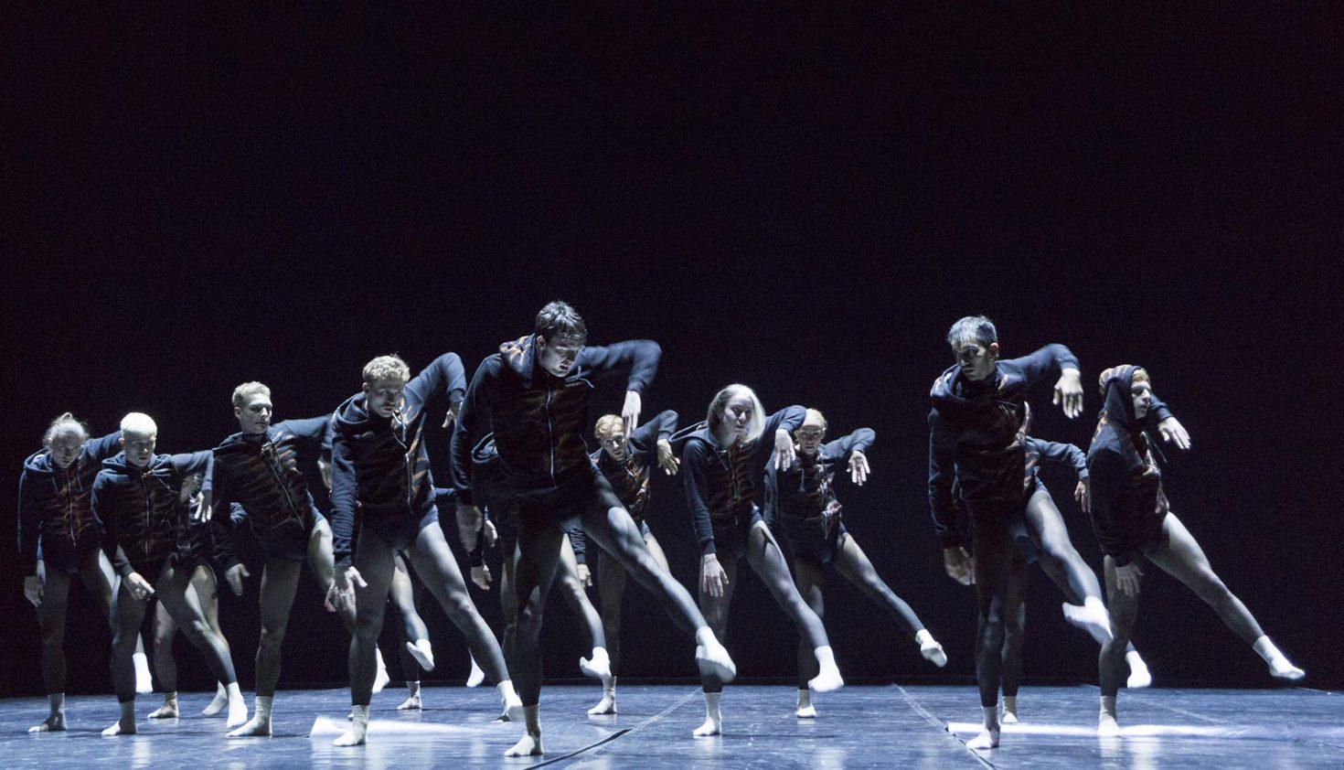 'Ultimatum'. Dresden Frankfurt Dance Company. Foto: Antonio Castro.