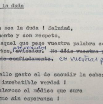 Fernán-Gómez, Massiel, Lauro Olmo. Yo, Bertolt Brecht