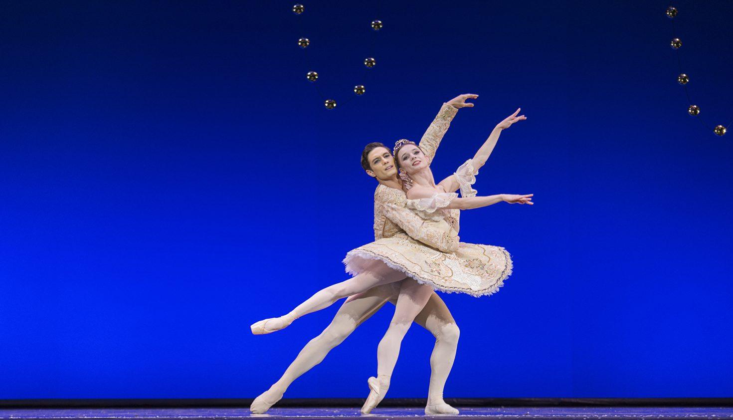 'El cascanueces'. Compañía Nacional de Danza. Foto: Antonio Castro.