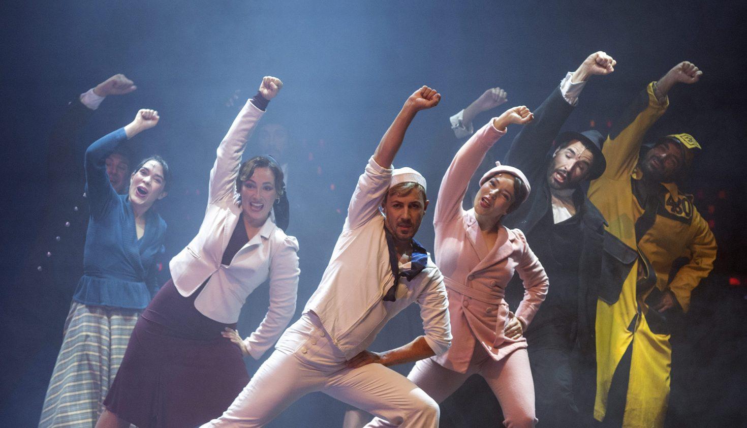 'Annie, el musical'. Foto: Daniel Alonso (CDAEM)